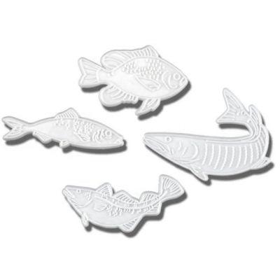 چاپ فوندانت طرح ماهی