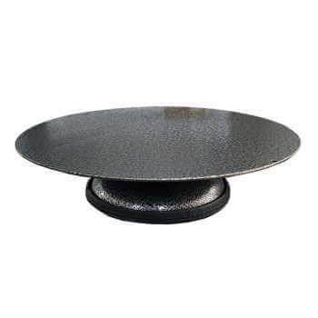 پایه گردان کیک چدنی -1