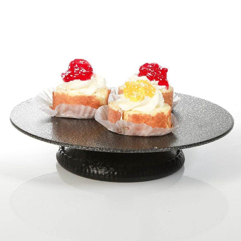 پایه گردان کیک چدنی -2