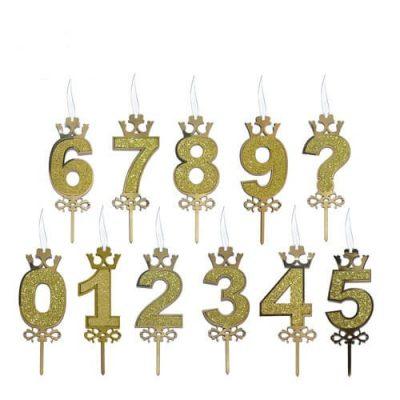 تاپر کیک اعداد-1
