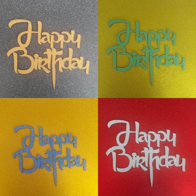 تاپر کیک تولد -6