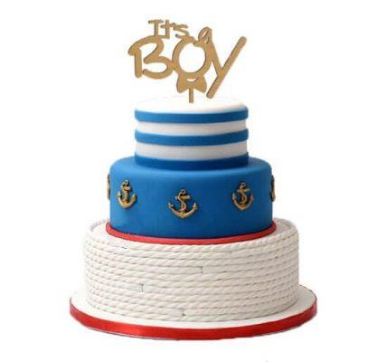 تاپر کیک پسر-2