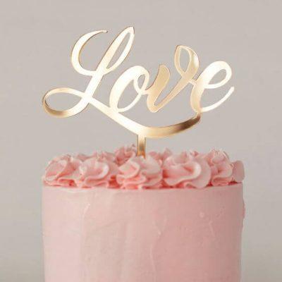 تاپر کیک love-2