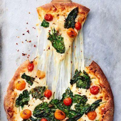 قالب تفلون پیتزا سایز 23-2