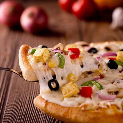 قالب تفلون پیتزا 2-34 سانت