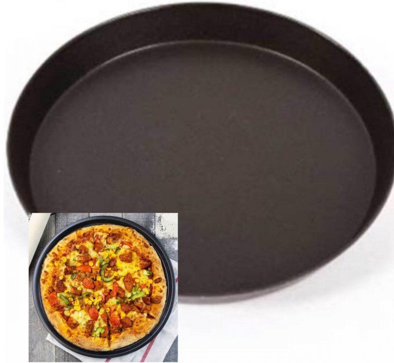 قالب تفلون پیتزا 21 سانت-3
