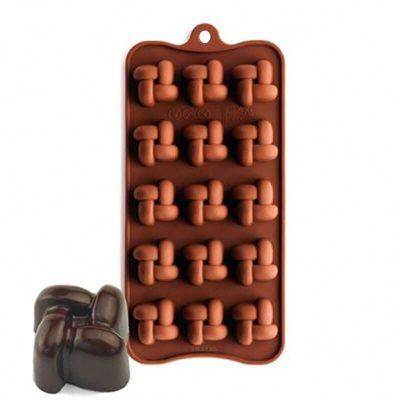 قالب سیلیکونی شکلات (1)