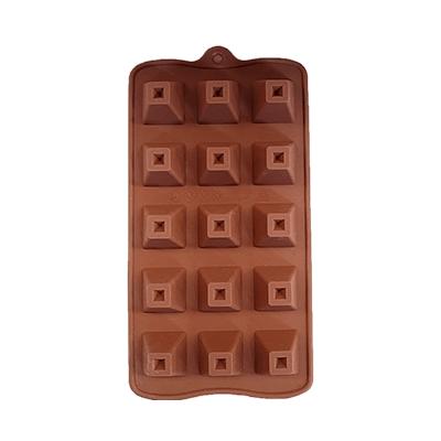 قالب سیلیکون شکلات فانتزی