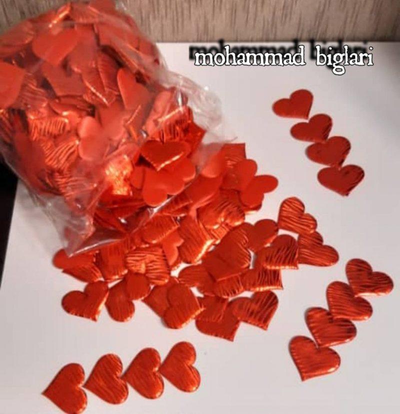 قلب پارچه ی ۲۵۰عددی -3
