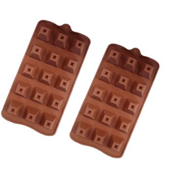 قالب سیلیکون شکلات فانتزی-2