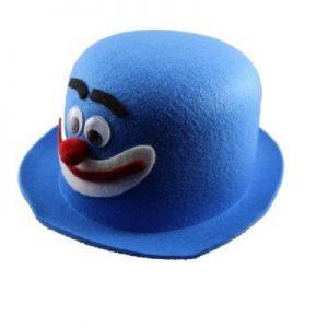 کلاه نمدی طرح دلقک-3