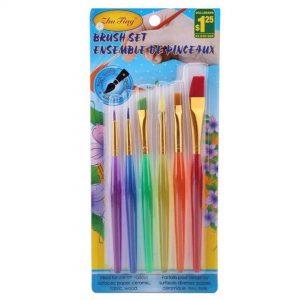 قلمو رنگی 6 عددی